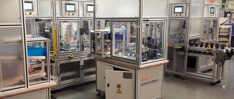 涡轮增压器装配测试如何实现智能化