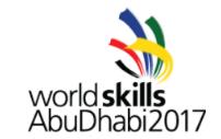 阿布扎比2017年世界技能大赛正式开赛 福禄克工具在11个测试类别中精彩亮相