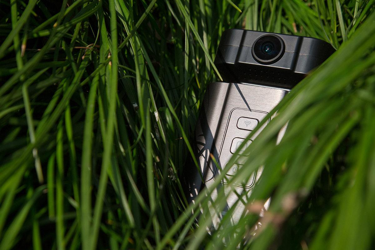 设计更显专业 得图F4 Plus全景相机图赏