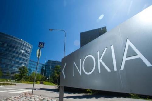 全球网络设备市场疲软 诺基亚Q3收益大幅下滑