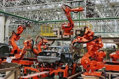 中国是世界上最大的机器人市场