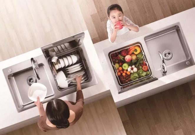 零售额同比增长97%,中国洗碗机市场开始井喷?