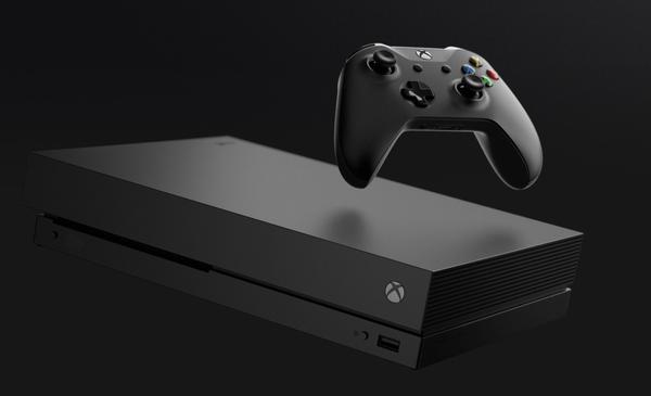 微软预计XB1X需求高,MR可能会出现在Xbox上