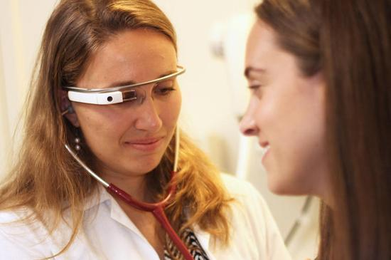 增强现实和谷歌眼镜如何改变医患交互