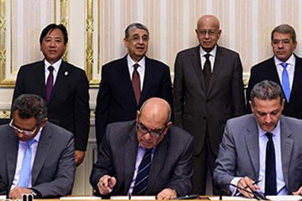 国际企业联合体中标埃及4亿美元风电项目