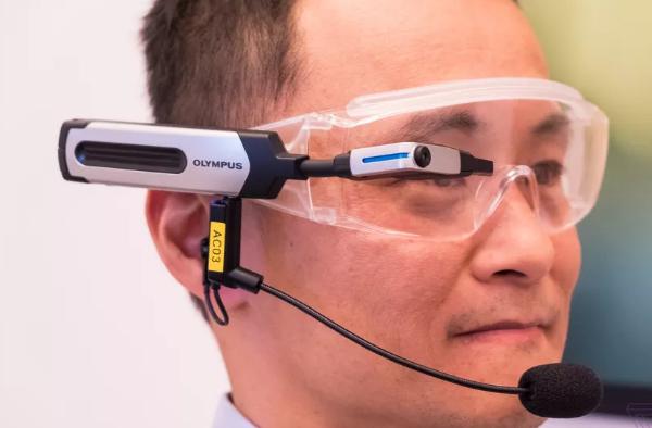 售价1500美元!奥林巴斯推出开源智能眼镜