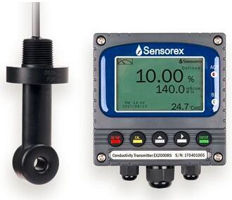 Sensorex发布SensoPro全电导率监测系统