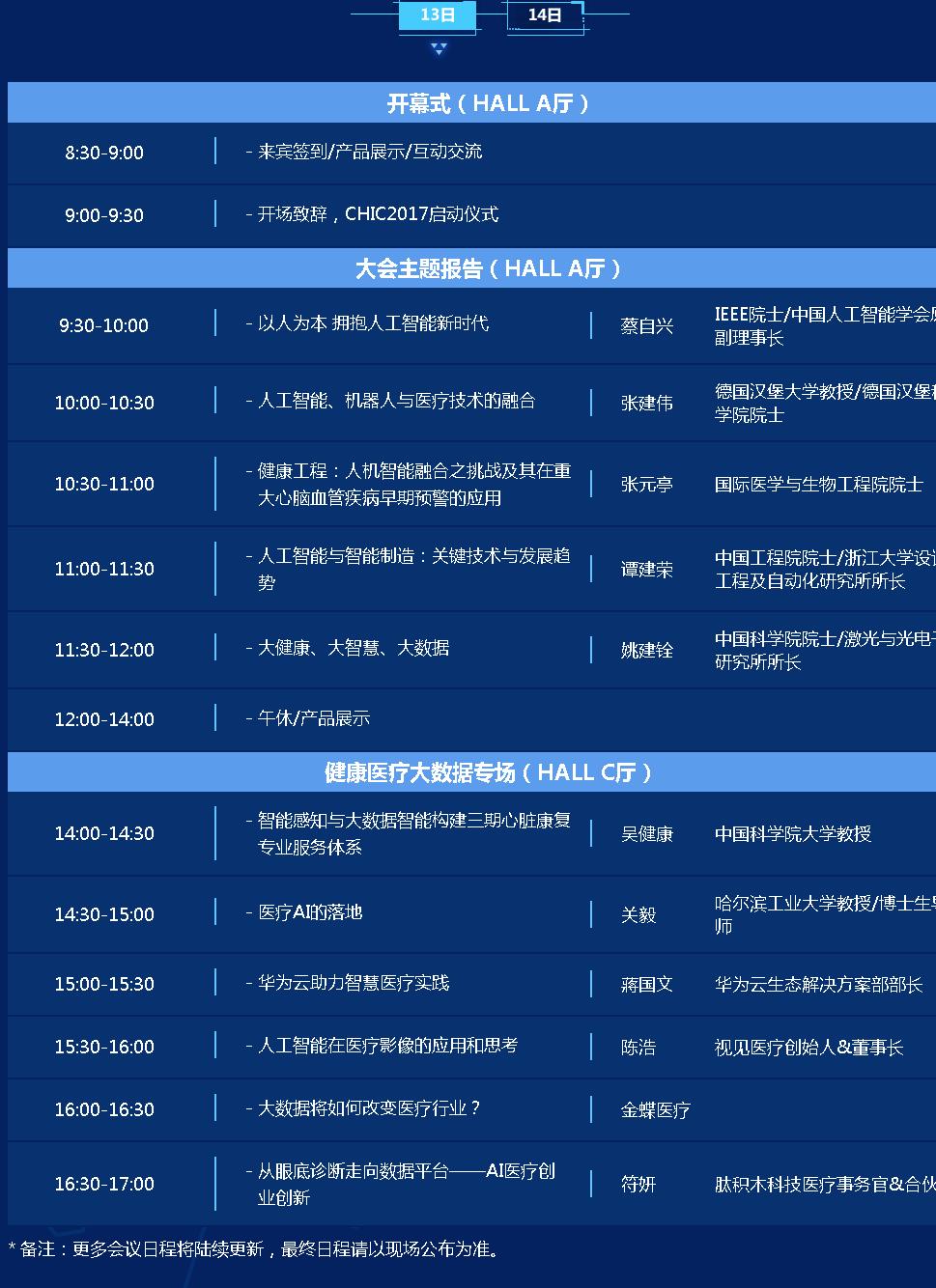 OFweek2017(第二届)中国医疗科技大会今日盛大开幕