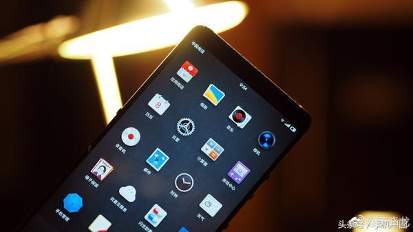 坚果Pro 2真机图赏 可能是最美Almost全面屏手机