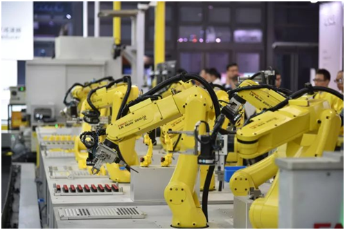 信息化驱动未来智能工厂