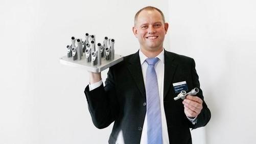 大众投入金属3D打印机 未来有望打印生产整车