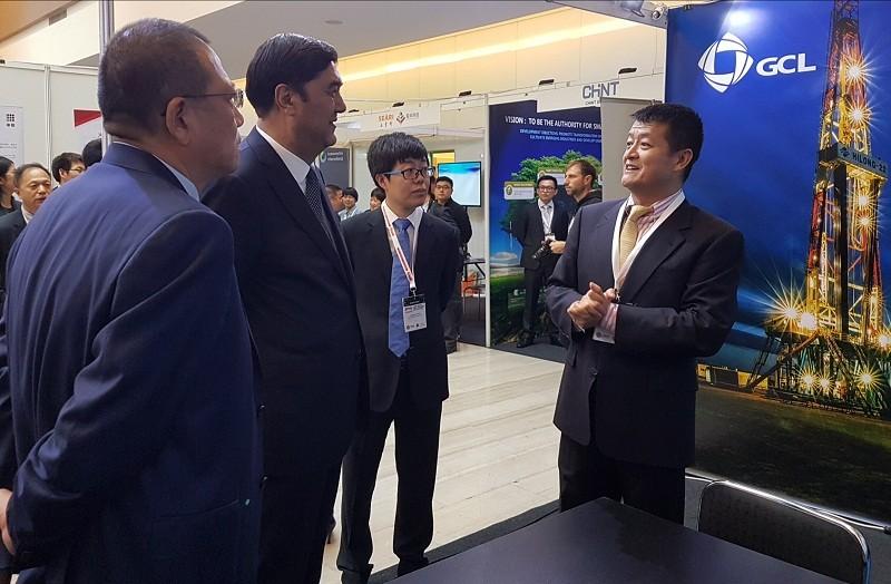 在欧罗巴收获努尔局长点赞   协鑫亮相中国-中东欧能源博览会