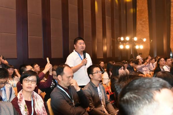 """OFweek2017中国高科技产业大会""首日 智慧碰撞下的高科技饕餮盛宴"