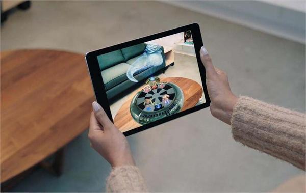 力押AR 传苹果为2019年iPhone研发激光3D传感器