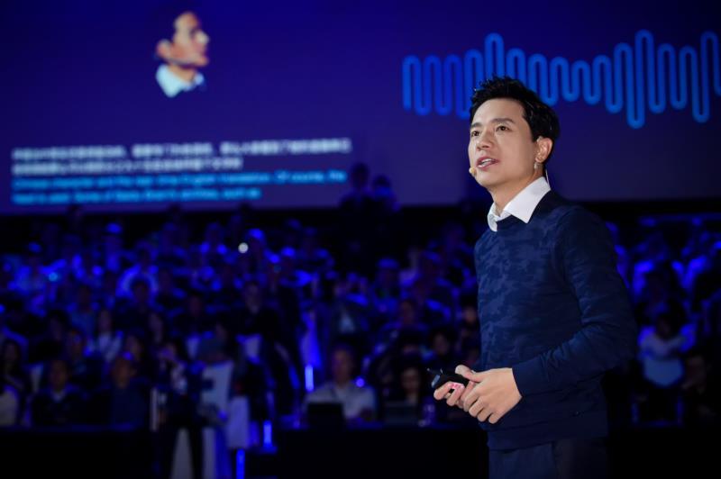 李彦宏:AI来了 百度大脑每天回应2188亿次呼唤