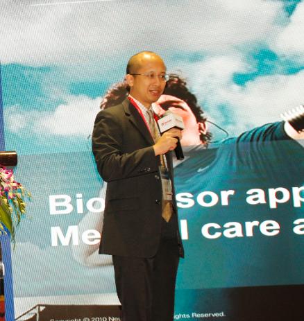 神念科技Kelvin Soo:生物传感器将在医疗健康领域大放异彩