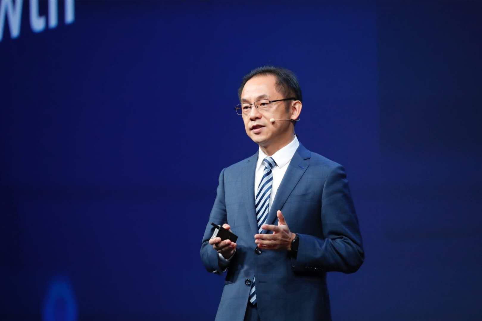 华为丁耘:通过WTTx和NB-IOT持续构建5G新商业能力