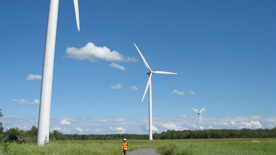 2025年全球风电投资有望突破1114亿美元