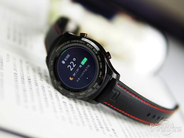 商务运动随行随心 高端人士选择PORSCHE DESIGN|HUAWEI Smartwatch评测