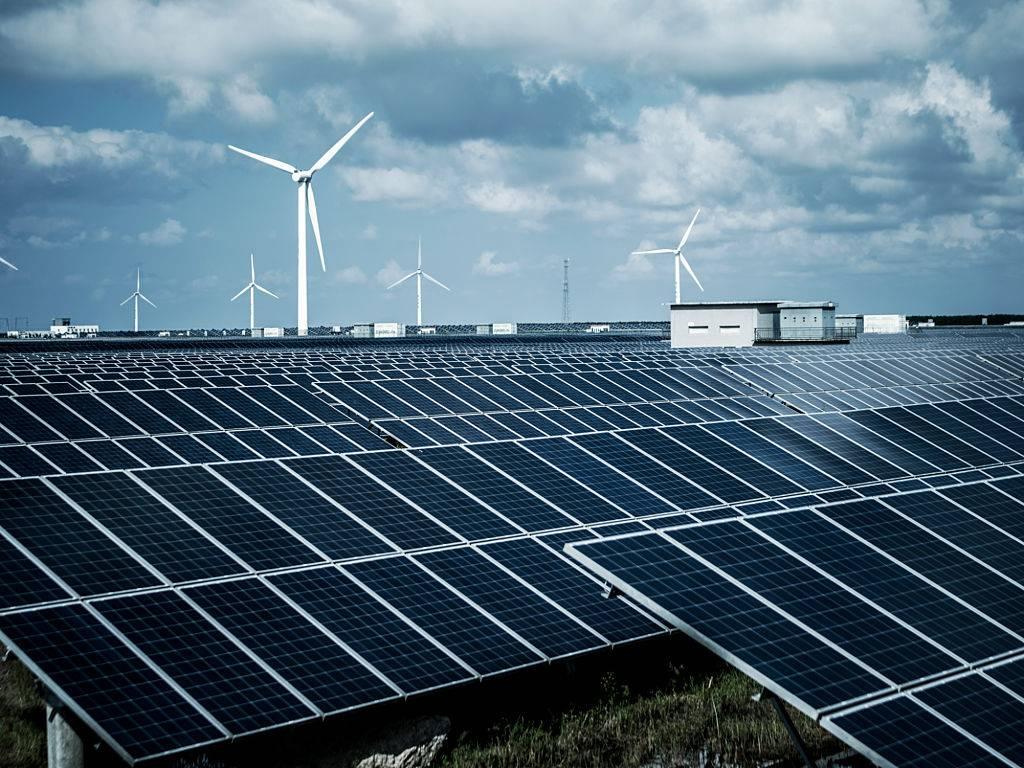 中国与乌克兰同意深化可再生能源领域合作