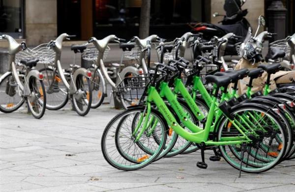 共享单车管理有难度?巴黎向共享单车征收停车税