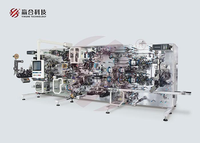 赢合雅康:数码卷绕新突破,设定行业新基准