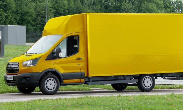 奔驰加快推进电动厢式货车 对标福特StreetScooter