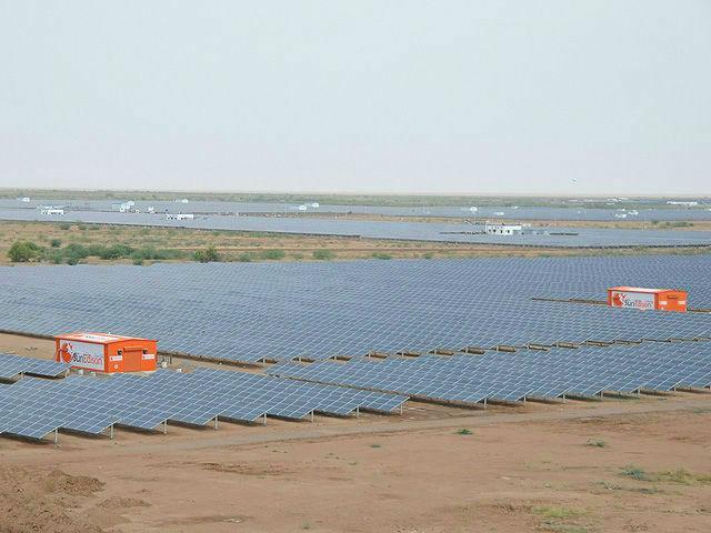 印度最大太阳能公园200MW子项目招标将重启