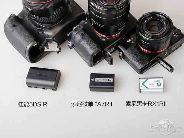 索尼/尼康/佳能相机哪个比较好?
