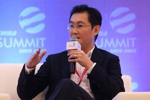 腾讯股价疯涨!马化腾成中国首富:身价有望超500亿美元