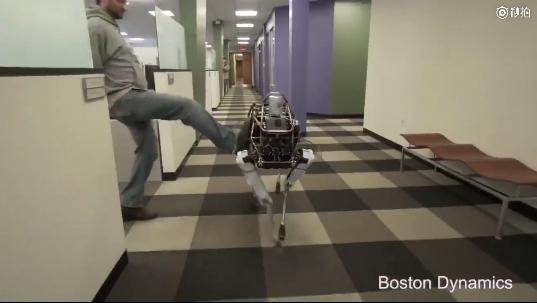 波士顿动力公司为了训练机器人 你知道过程有多残忍吗?