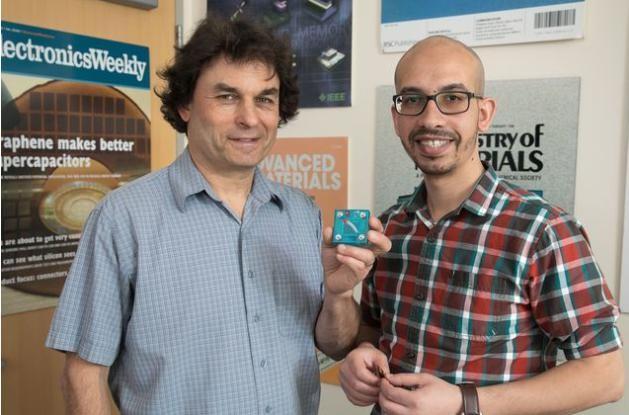 三电极+太阳能电池 UCLA研发新装置降低制氢成本