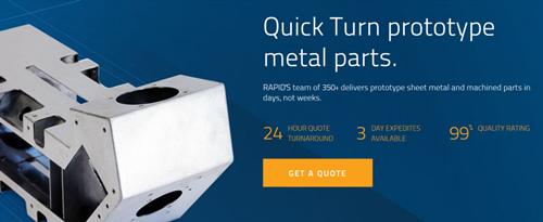 1.2亿美元!全球3D打印服务局Proto Labs高价收购老牌CNC加工商RAPID