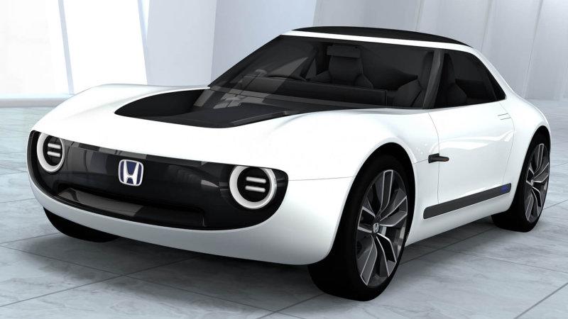 本田电动车2020年实现快充15分钟续航240公里