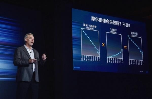 联发科老大蔡明介泼Intel冷水:摩尔定律到3nm将极限