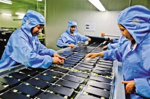 【深度分析】从笔记本和汽车到智能手机 重庆三大电子产业