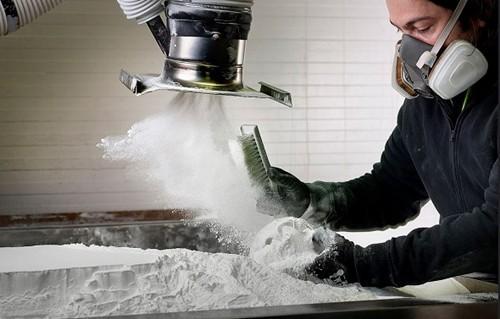 UL为粉末处理引入了增材制造安全认证