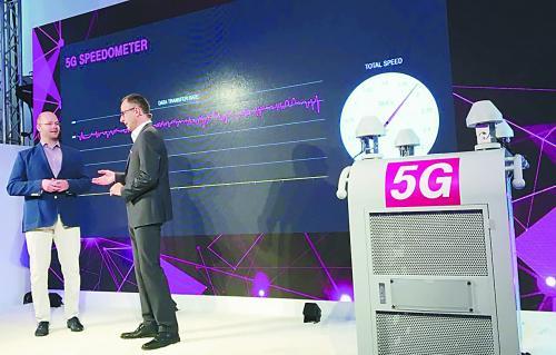 """中美欧谁能引领5G时代 商业化""""卡位战""""已打响"""
