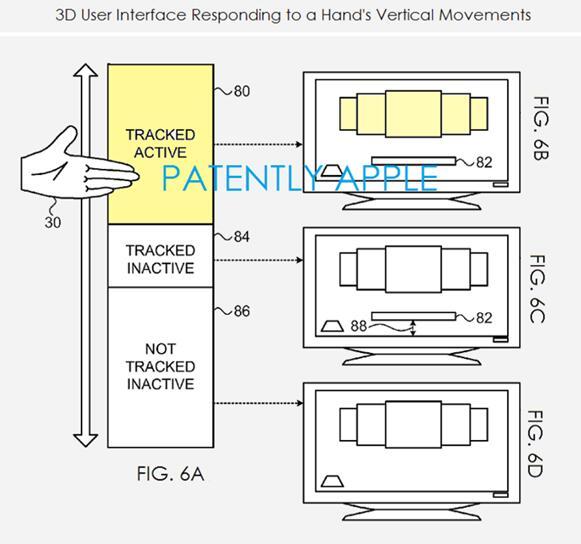 苹果获得TrueDepth摄像头专利权 支持3D手势识别与控制