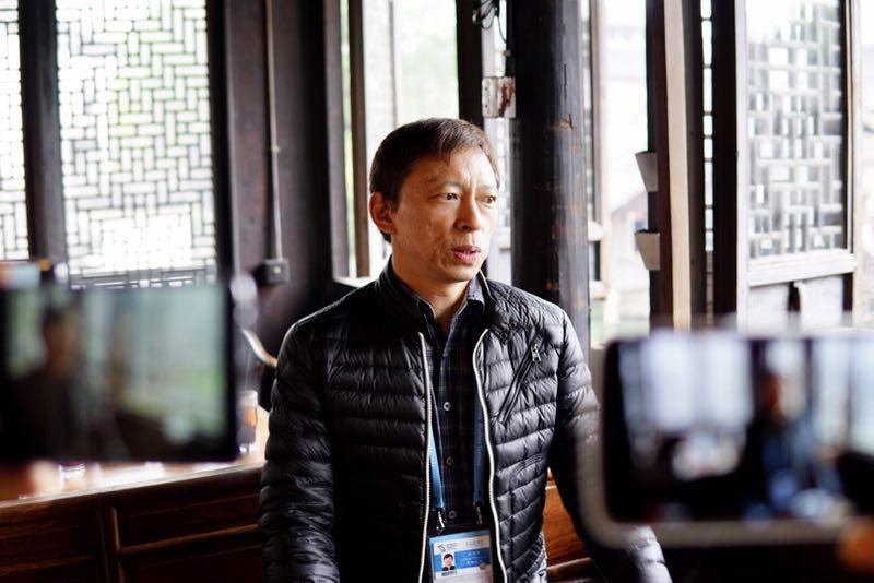 张朝阳乌镇畅谈人工智能:大家都在同一起跑线