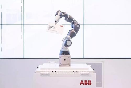 YuMi系列最新款单臂协作机器人面世