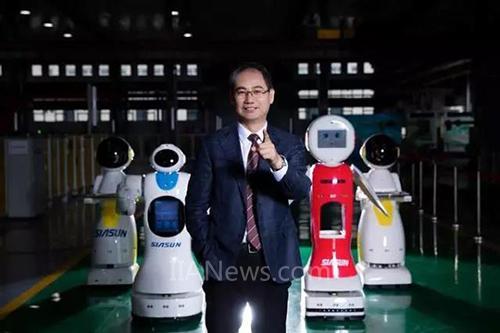 中国最大机器人公司掌舵者 曲道奎在想什么?