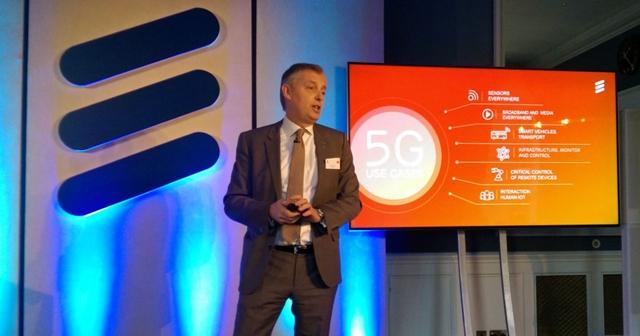 爱立信:欧洲运营商必须更加积极发展5G技术 3G成功应视作警世寓言