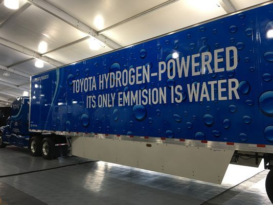 丰田将在加州建电厂 采用100%可再生能源发电