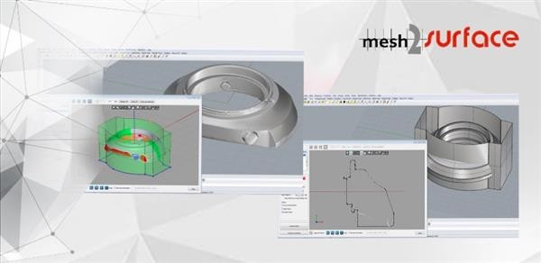 先临三维与Rhinoceros 3D和Mesh2Surface合作 扩展3D建模软件产品