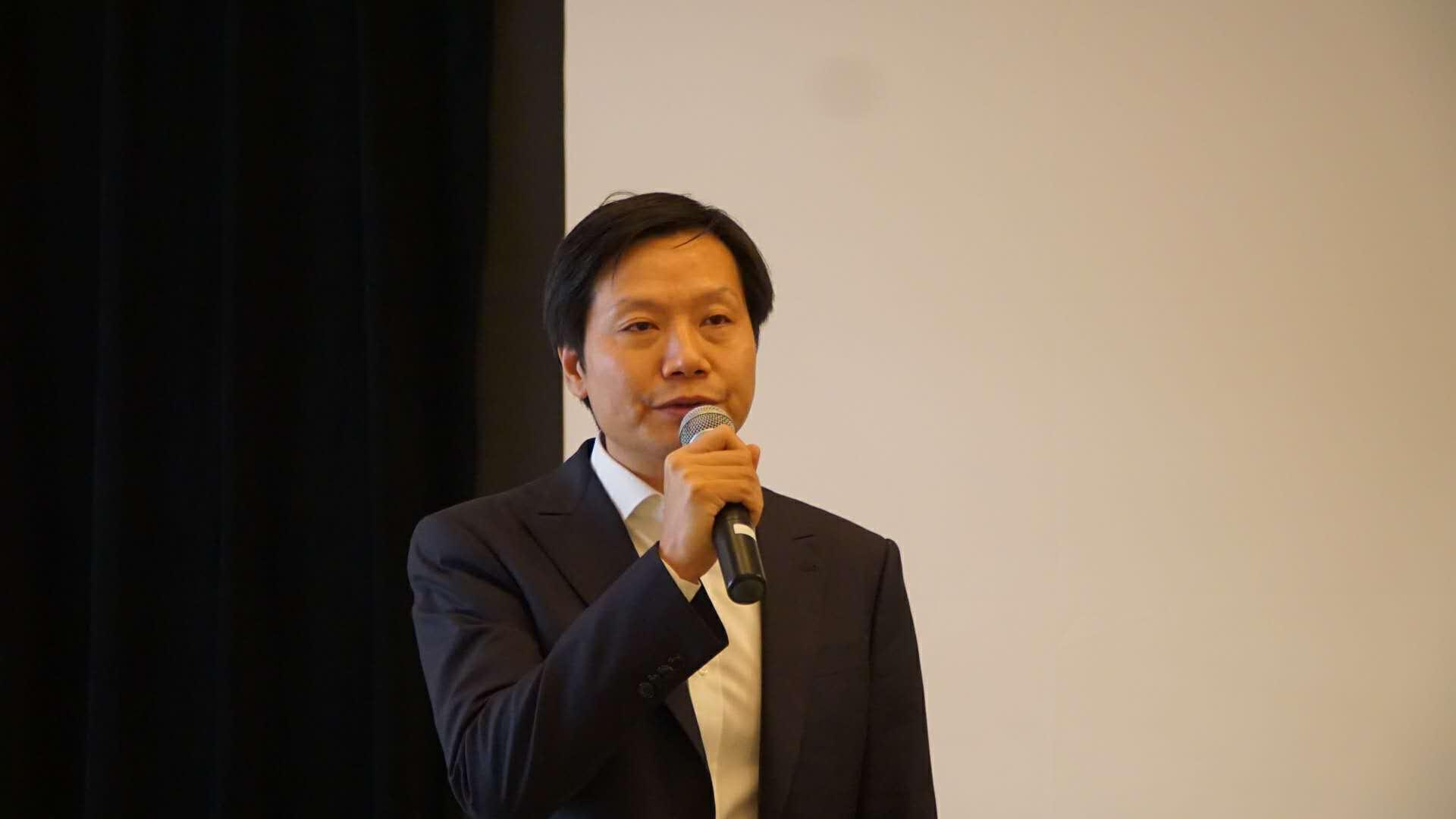 雷军:小米有意进军美国市场 暂不评论IPO计划