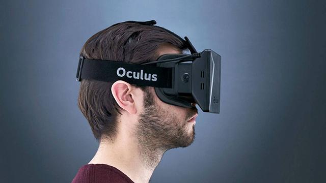 Oculus申请柱形曲面显示器专利,可提供更宽视场