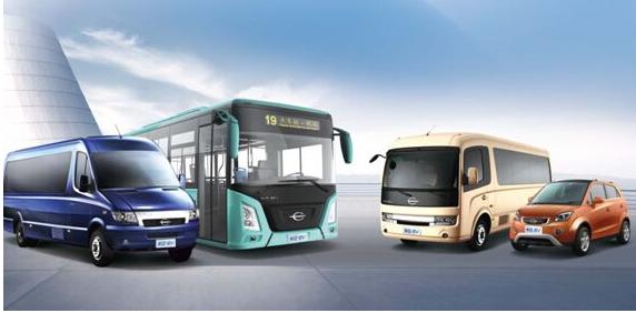 长江汽车入围,成为第五家获得工信部批准生产资质的企业!