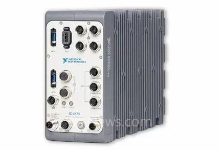 NI推出首款IP67级控制器