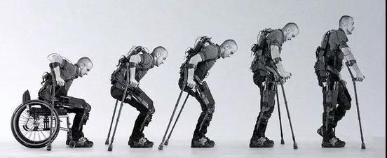 2018年将会有人穿着外骨骼机器人工作